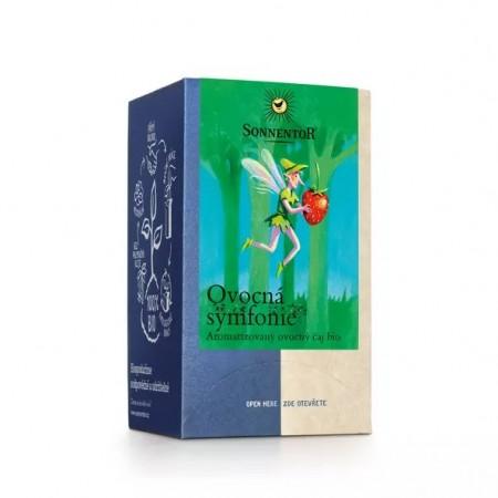 Ovocná symfónia, ovocný porciovaný čaj BIO, 54 g