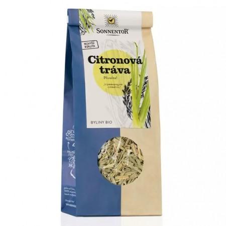 Citrónová tráva, sypaný čaj BIO 80 g
