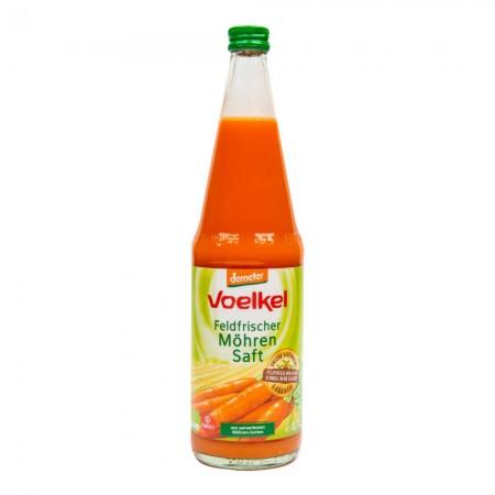 Šťava mrkvová 700 ml BIO VOELKEL