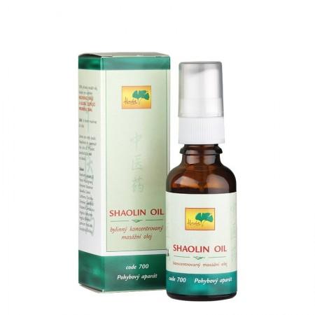 Šaolínový olej - bolesti pohybového aparátu 25ml