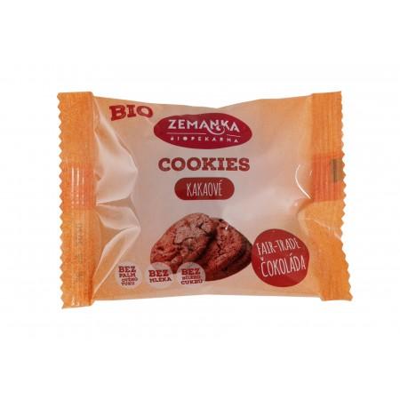 Bio Cookies kakaové BIO 33g