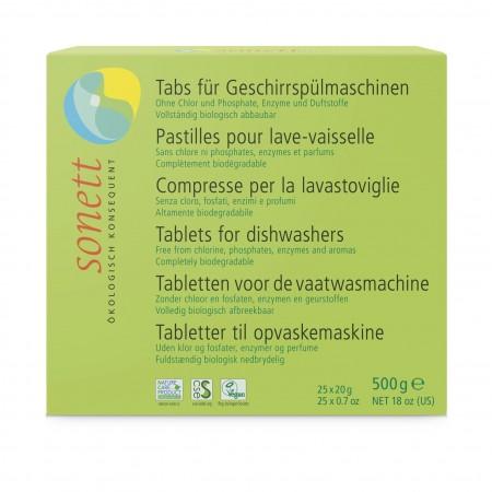 Tablety do umývačky riadu 25ks/bal