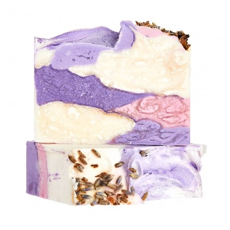 Levanduľové pole - prírodné mydlo 110g