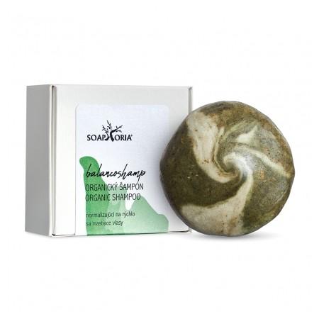 BalancoShamp - tuhý šampón na mastné vlasy 60g