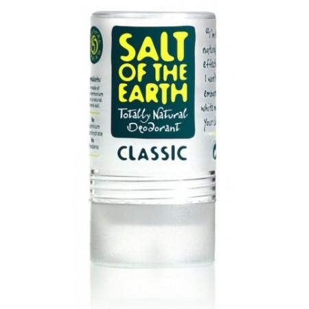 Tuhý dezodorant Soľ Zeme - 90g