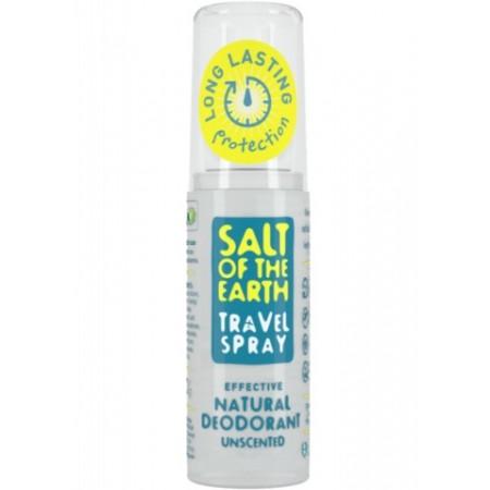 Dezodorant sprej Soľ Zeme Cestovný - 50ml