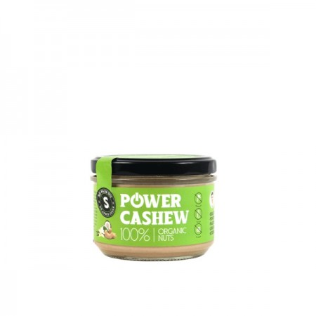 Powerlogy BIO Cashew Cream 200 g