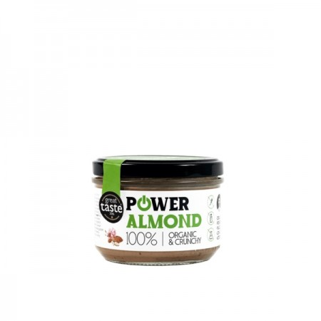 Powerlogy BIO Almond Butter 200 g