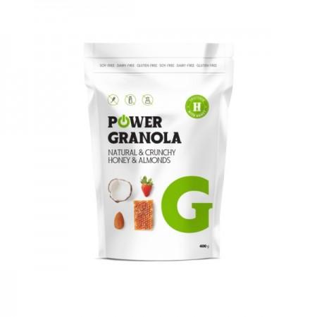 Powerlogy Granola 400 g