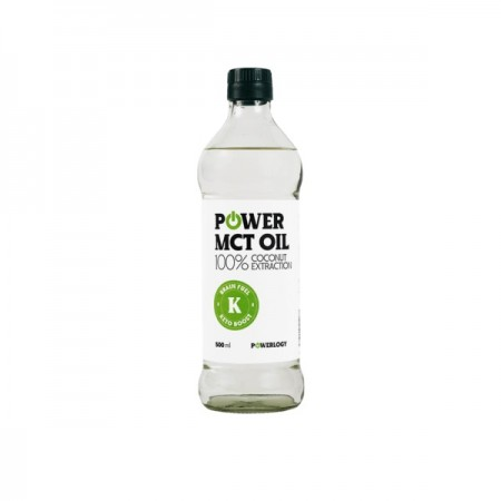 Powerlogy MCT Oil 500 ml
