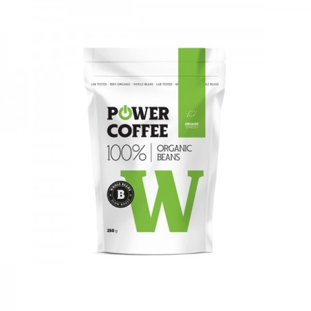 Powerlogy Organic Coffee 250 g