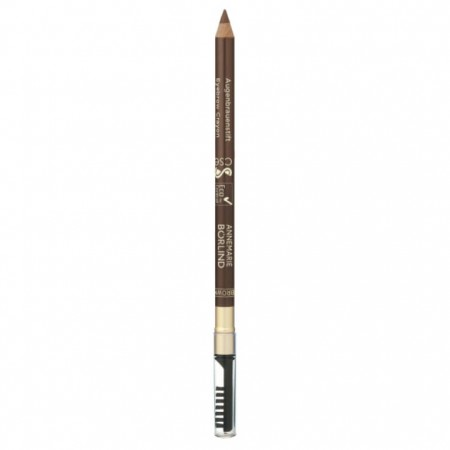 Ceruzka na obočie s kefkou BROWN PEARL