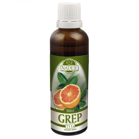 Grapefruitové semienko 50ml, T11a - tinktúra z bylín