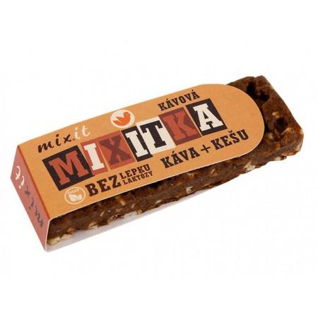 Mixitka Bez Lepku - Káva + Kešu 50g