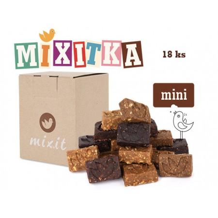 MiniMixitky MIX (18 ks) - Bez Lepku 360g