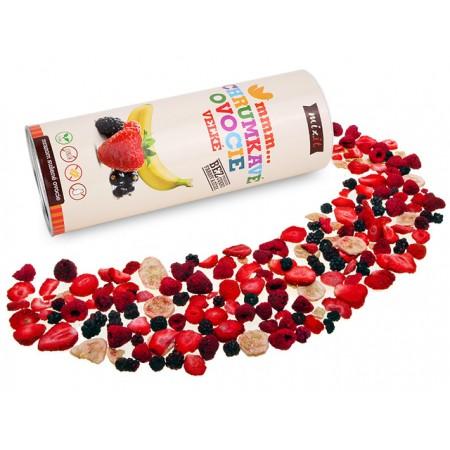Veľké chrumkavé ovocie 150g