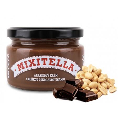 Mixitella - Arašidová s Horkou čokoládou Uganda 250g