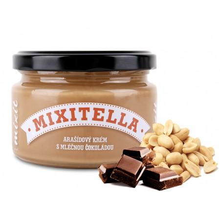 Mixitella - Arašidová s Mliečnou čokoládou 250g