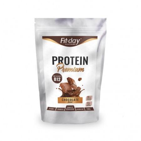 Fit-day Proteín Premium Čokoláda + B12 135 g
