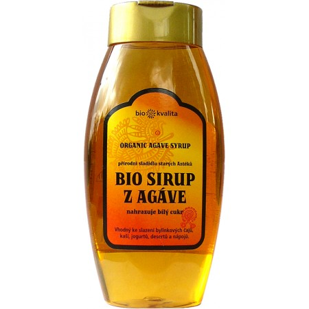 Bio sirup z agáve svetlý bio * nebio 352 ml