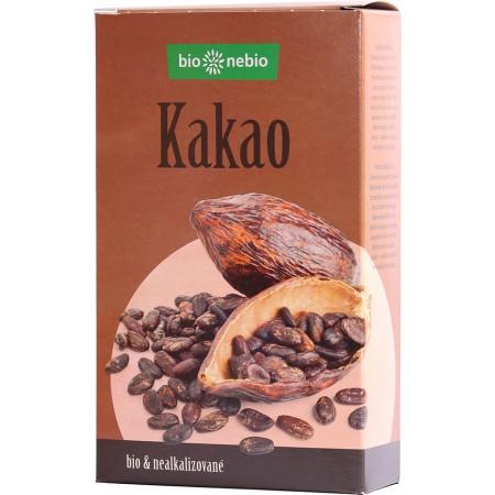 Bio kakaový prášok bio * nebio 150 g