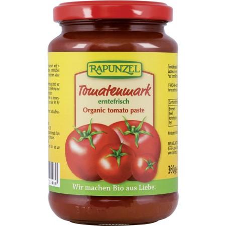 Bio paradajkový pretlak RAPUNZEL 360 g