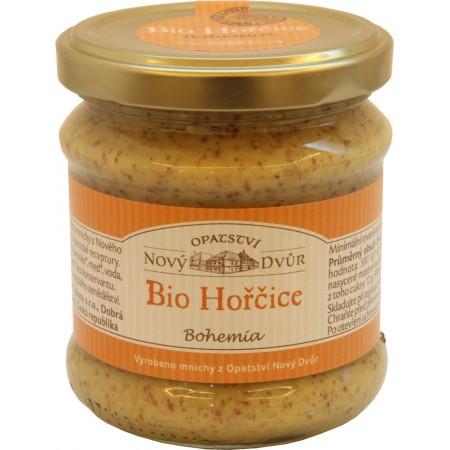 Bio horčica Bohemia 205 g