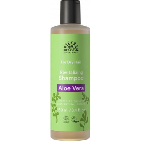 URTEKRAM Šampon aloe vera - suché vlasy 250ml BIO