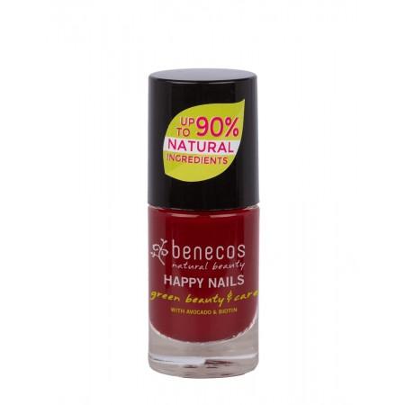 benecos Lak na nechty - cherry red 8 free