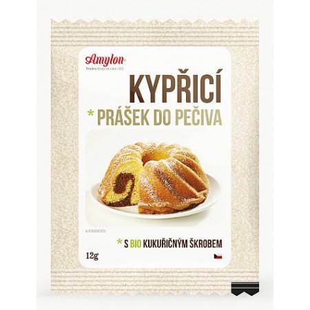 Kypriaci prášok do pečiva bio AMYLON 12g