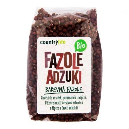 Fazuľa adzuki 500 g BIO COUNTRY LIFE