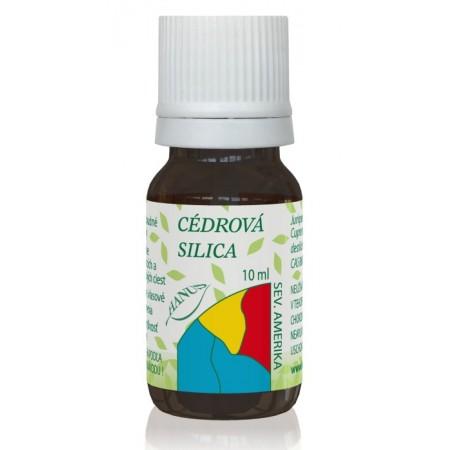 Cédrová silica, 10 ml