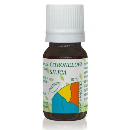 Citronelová silica, Srí Lanka 10 ml