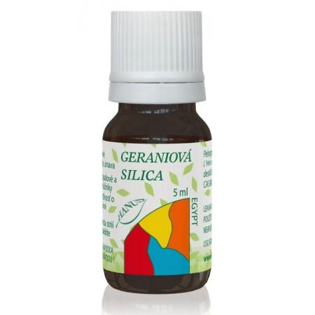 Geraniová silica 5 ml