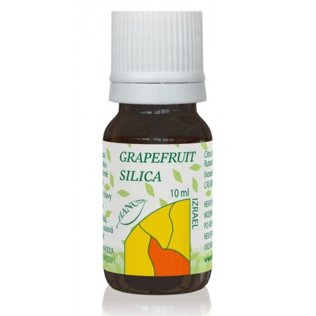 Grapefruitová silica 10 ml