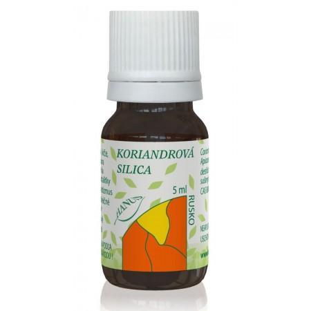 Koriandrová silica 5 ml
