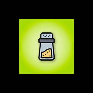 Soli, sušená zelenina