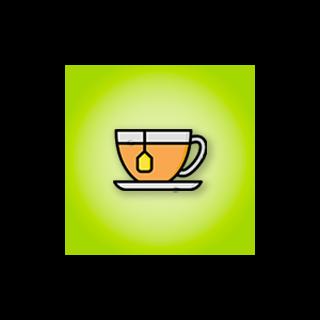Káva, Čaj a čajové príslušenstvo