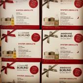 Prírodná certifikovaná kozmetika ANNEMARIE BÖRLIND Vám teraz ponúka výhodné balíčky s mini produktami grátis. Vhodné aj ako vianočný darček 🎁🎄  s výberom Vám radi poradíme 😉👍🤝  #annemarieborlind #dadosens #vianoce #vianocnebalicky #prirodnakozmetika #obchodbio